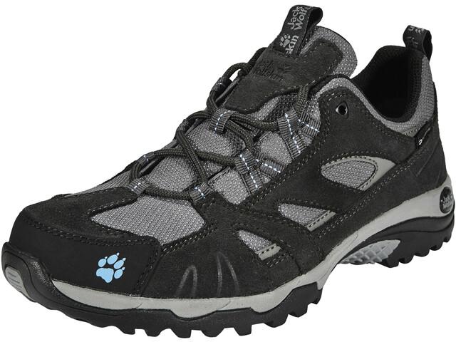 8f93c12eff3 Jack Wolfskin Vojo Hike Texapore Hiking Shoes Low Cut Women light sky